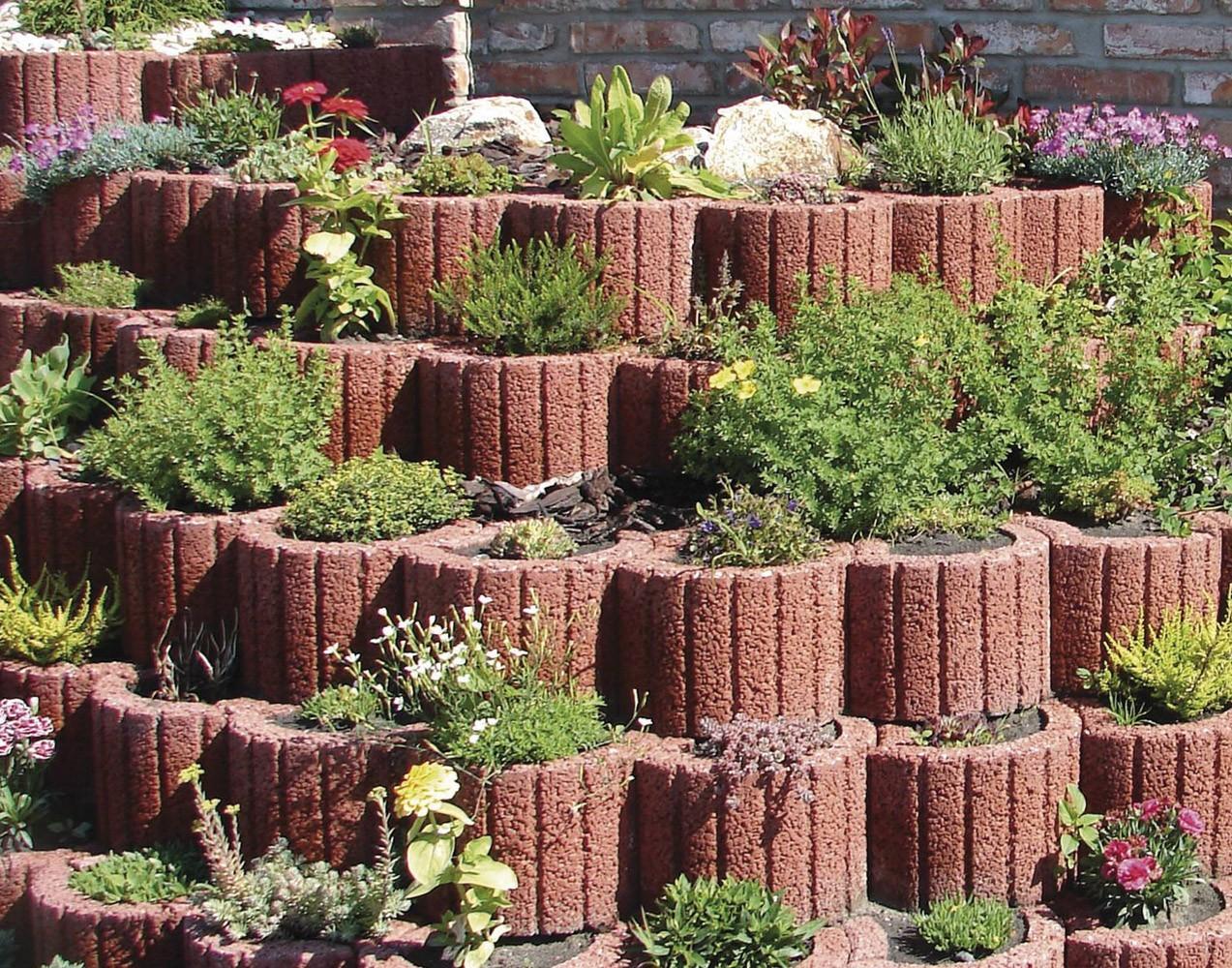 Semmelrock Mini növényedények
